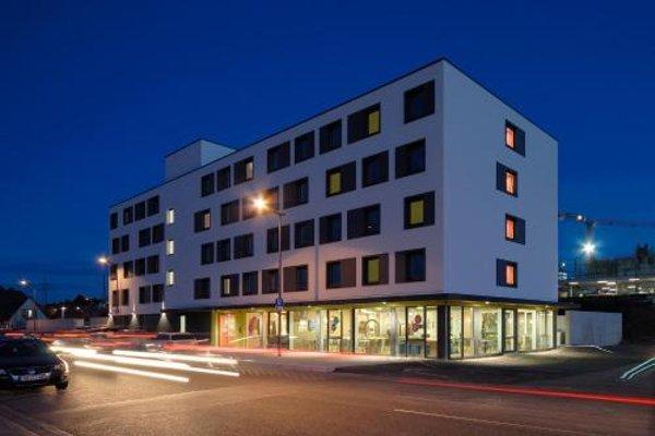 B&B Hotel Boblingen - фото 20