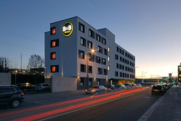 B&B Hotel Boblingen - фото 21