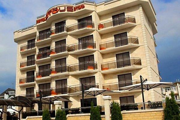 Citrus Отель - фото 23