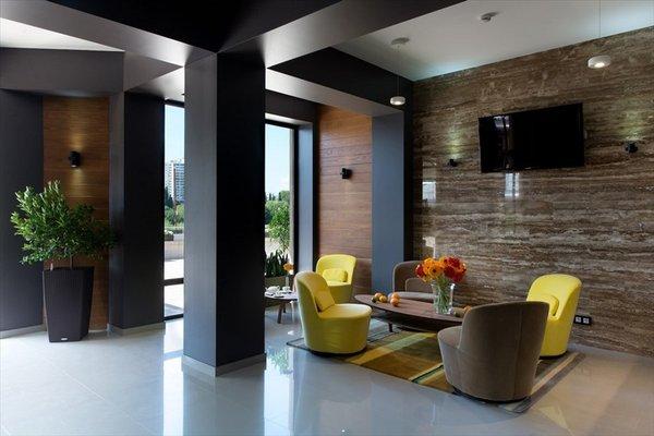 Citrus Отель - фото 12