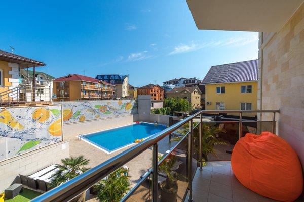 Citrus Отель - фото 21