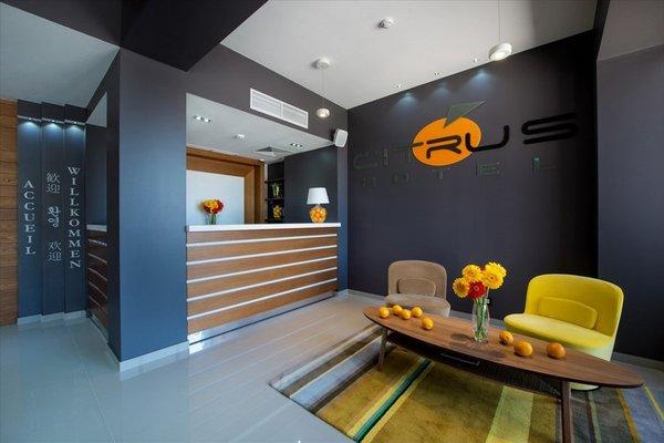 Citrus Отель - фото 6