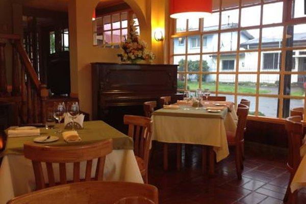 Hotel Suenos Del Volcan - фото 11