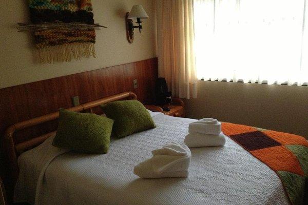 Hotel Suenos Del Volcan - фото 4