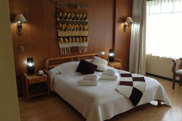Hotel Suenos Del Volcan - фото 5