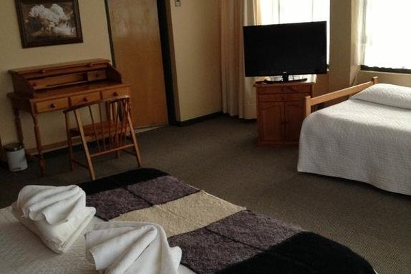 Hotel Suenos Del Volcan - фото 7