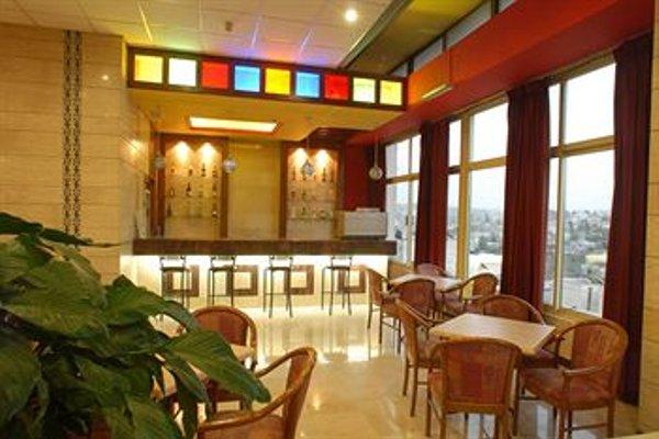 Mount Scopus Hotel - фото 16