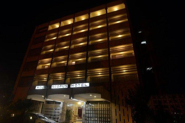 Mount Scopus Hotel - фото 22