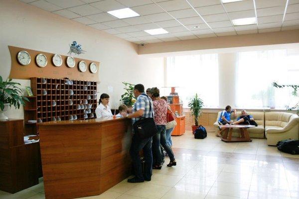 Гостиница Воздушная Гавань - 18