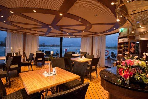 Baxter Hoare Hotel Ship Dusseldorf - 6