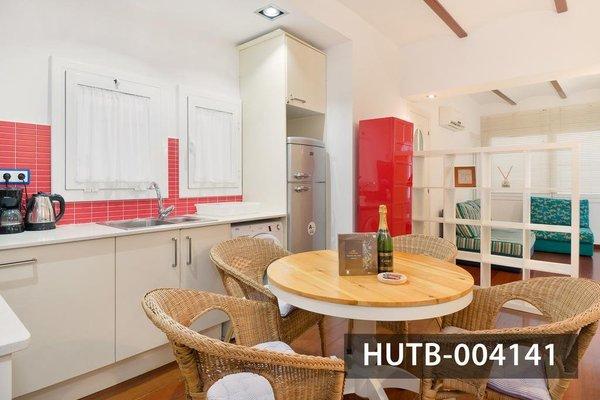 Ghat Apartments Montroig - фото 14