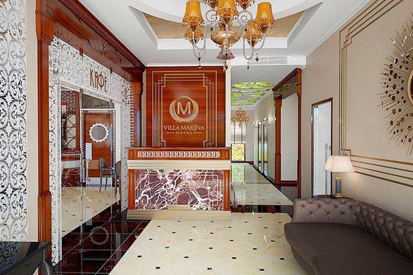 Отель Вилла Марина - фото 15