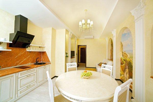 Отель Вилла Марина - фото 19