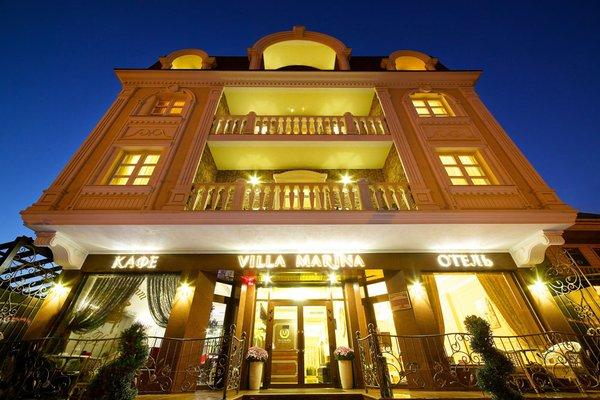 Отель Вилла Марина - фото 23