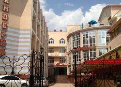 Фото 1 отеля Гостиничный Комплекс Империя - Евпатория, Крым