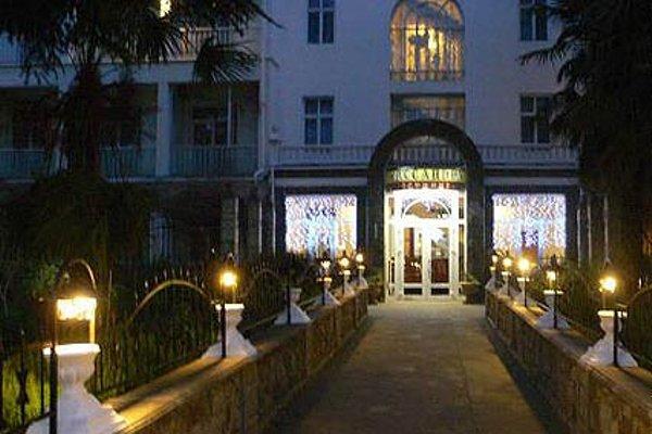Отель Массандра - фото 20