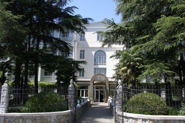 Отель Массандра - фото 21