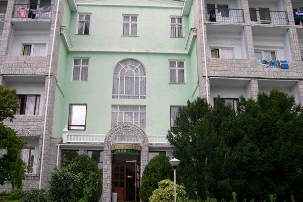 Отель Массандра - фото 22