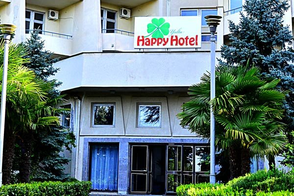 Happy Hotel - фото 16