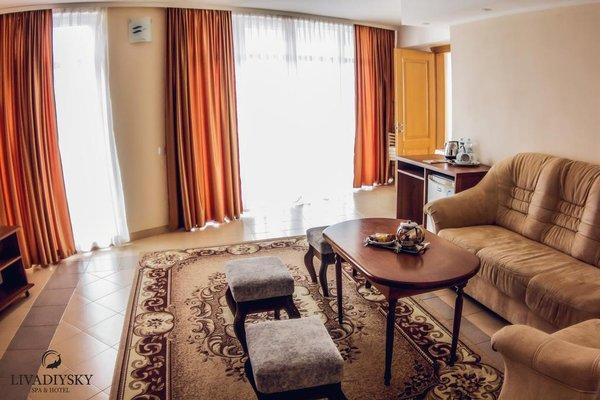 Спа-Отель «Ливадийский» - фото 8