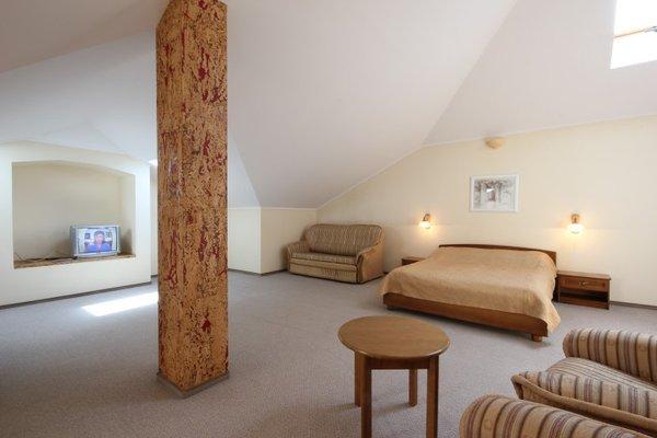 Отель Форум - фото 19