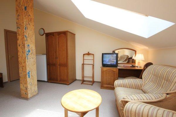 Отель Форум - фото 8