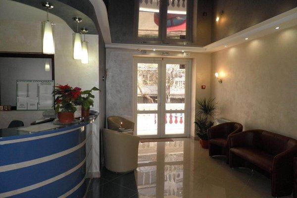 Отель Зодиак - фото 18