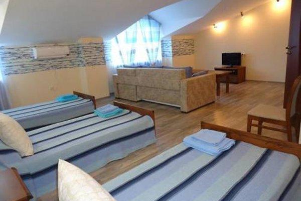 Отель Зодиак - фото 3