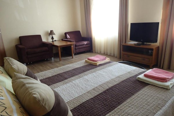 Отель Зодиак - фото 8