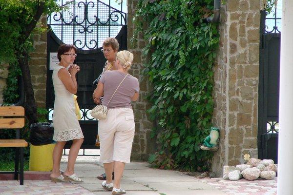 Гостиница «Приморский дворик» - фото 21