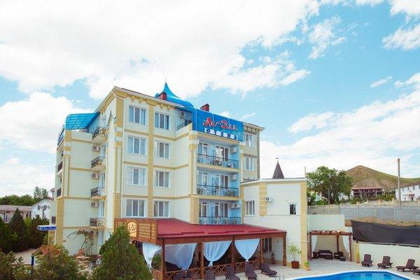 Ас-Эль Отель - фото 21
