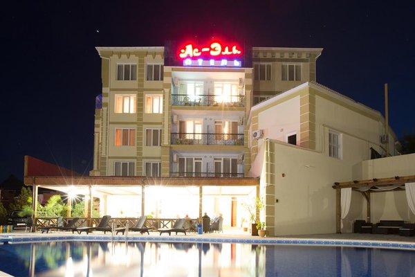 Ас-Эль Отель - фото 23