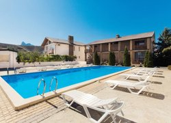 Фото 1 отеля Усадьба Золотые Ворота - Коктебель, Крым