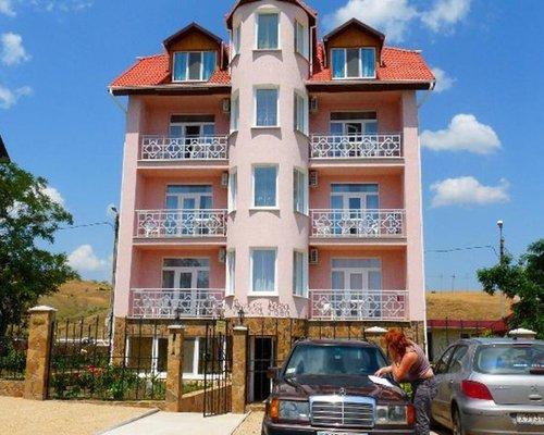 Villa Rose Koktebel - Коктебель - фото 23