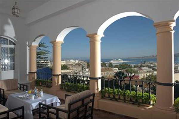 El Minzah Hotel - фото 16
