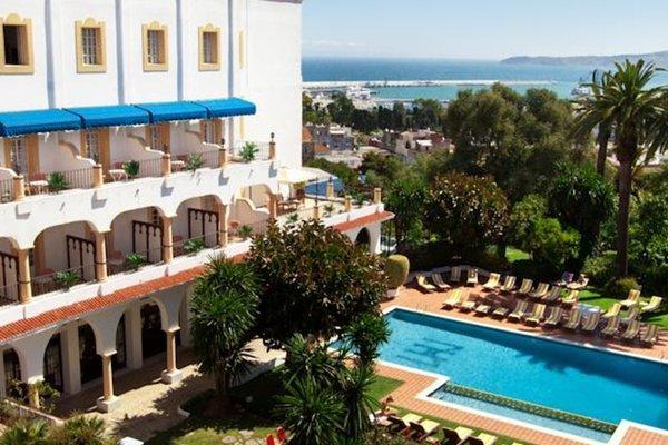 El Minzah Hotel - фото 20