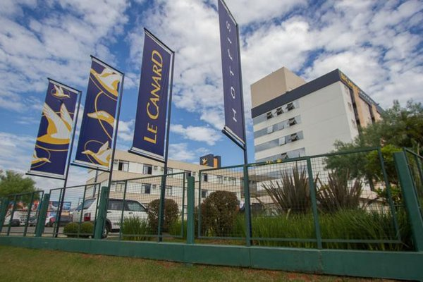 Hotel Le Canard Lages - фото 23