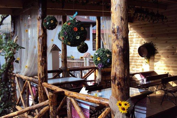 Гостиничный Комплекс Рубикон - фото 16