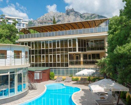 Багатель / Hotel Bagatelle - Кореиз - фото 2