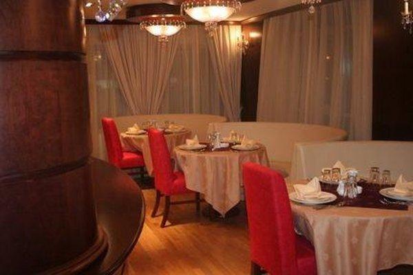 Al Hayat Hotel Apartments - фото 13