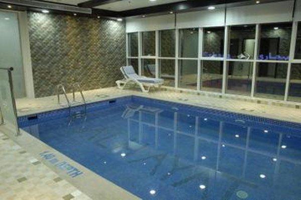 Al Hayat Hotel Apartments - фото 19