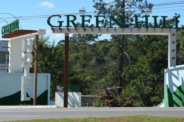 Hotel Green Hill - фото 23