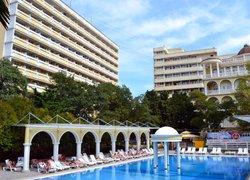 Фото 1 отеля Парк-отель «Марат» - Гаспра, Крым