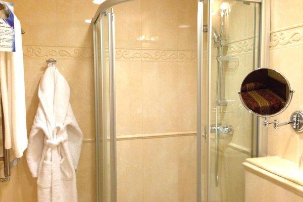 Отель Алые Паруса - фото 10