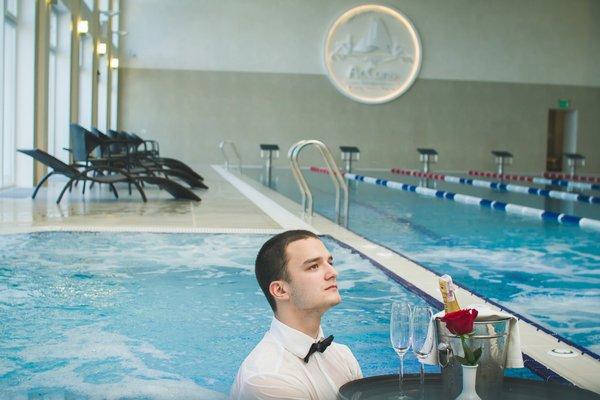 Отель Алые Паруса - фото 17