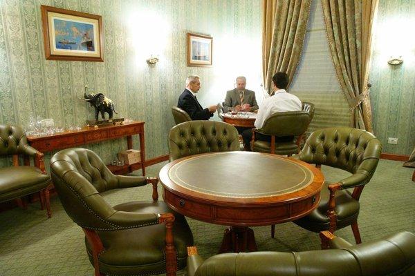 Отель Алые Паруса - фото 8