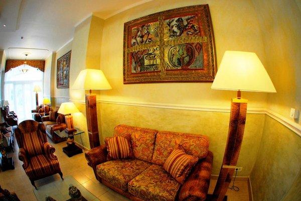Отель Алые Паруса - фото 9