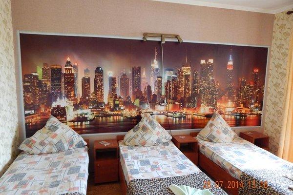 Отель Крепость Кафа - 17