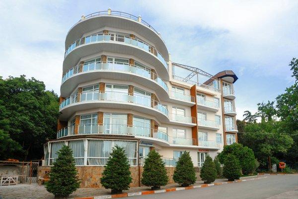 Отель «Лазурный» - фото 23