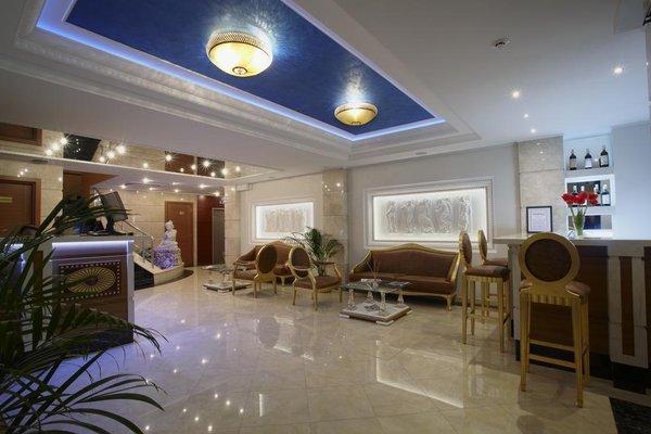 Отель Агора - фото 17